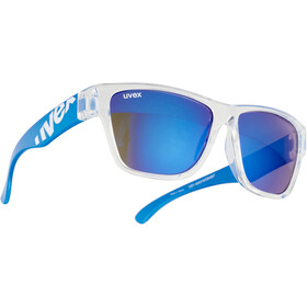 UVEX Sportstyle 508 Glasses Kids clear blue/blue